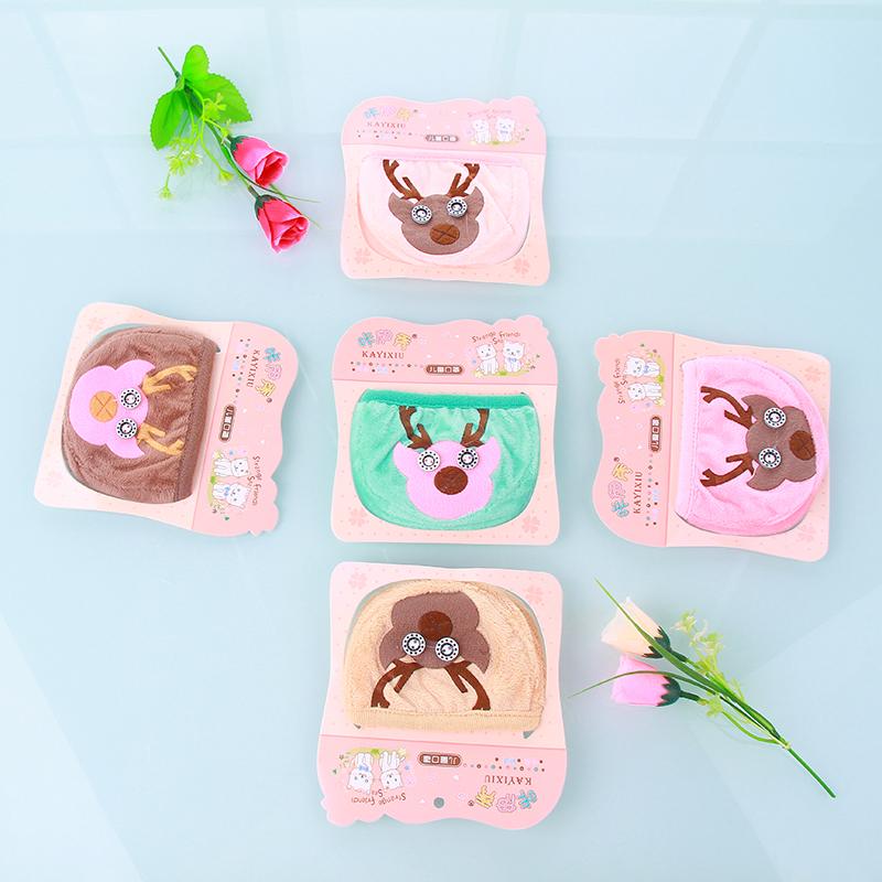 【小兔多多宝宝用品】新款宝宝儿童口罩可爱卡通小孩