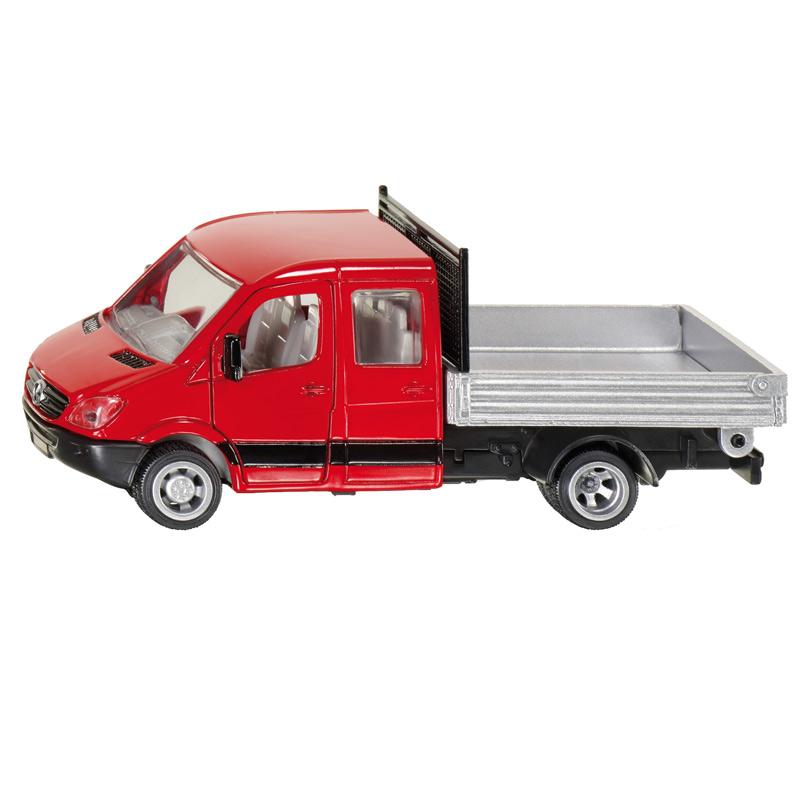 [当当自营]siku 德国仕高 1:50 轻型卡车 合金车模玩具 U3538【当当自营】德国品牌仿真合金车模,工艺精致,收藏佳品