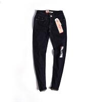 Levi's /李维斯 牛仔裤女士款提臀修身小脚牛仔裤紧身牛仔裤