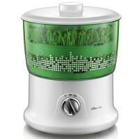 豆芽机家用全自动双层发豆芽机生豆芽机豆牙机