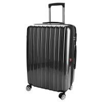 SWISSGEAR瑞士军刀 24寸拉杆箱万向轮旅行箱 密码箱行李箱包男女登机箱皮箱BX4042-24