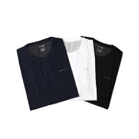 Calvin Klein 卡尔文克雷恩 男士短袖T恤夏季新款t恤衫CK汗衫【美国直邮】