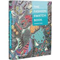 The Fashion Swatch Book 时尚样本 网版印刷、拔染印花、针织、刺绣、手工编织、提花、花边