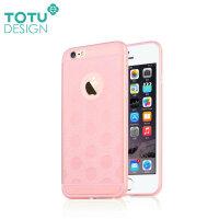 TOTU iphone6手机壳 苹果6手机壳 超薄透明硅胶手机套保护壳