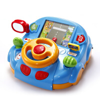 [当当自营]Auby 澳贝 启智系列 动感驾驶室 婴儿玩具 463428