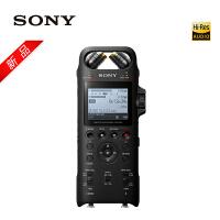 索尼Sony ICD-SX2000 16GB录音笔 SX1000升级版 USB直插 锂电 无线智能远程遥控 Hi-Res 高解析度立体声数码录音棒 可扩卡