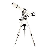 BOSMA博冠天鹰80/900  80EQ折射式入门天文望远镜 正像观天观景天地两用可拍照摄影录像