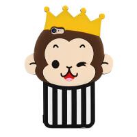 法芘兔 iphone6手机壳 苹果6s 全包防摔创意卡通4.7寸硅胶保护套