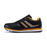 361度男鞋皮面运动鞋 春季新款防水保暖复古跑鞋男轻便跑步鞋