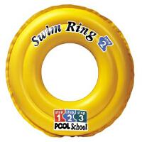 INTEX黄色泳校浮圈58231游泳圈 儿童游泳圈 腋下圈 救生圈