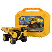 [当当自营]CAT 卡特 建筑拼装系列 倾斜卡车(大号收纳装)80931