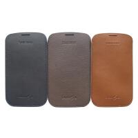 三星i9300 i939商务皮套 I9308手机保护套 S3原装皮套