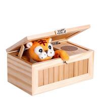 小老虎无聊的盒子创意整蛊玩具损友儿童生日礼物