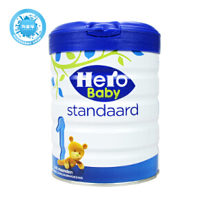 荷兰Hero Baby美素白金版奶粉1段 800g  保质期到18年10月左右