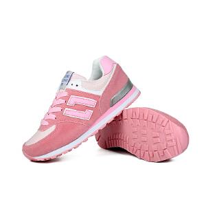 新百伦阿迪 2017春季新款跑步鞋女运动休闲鞋厚底韩版阿甘鞋板鞋单鞋