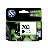 惠普HP 703 号黑色墨盒