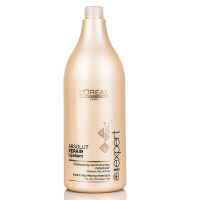 L'OREAL/欧莱雅 致臻赋活洗发水洗发露1500ml 进口专业洗护发 针对严重受损 滋养头发洗发液