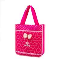 户外男女童手拎包手提袋便当包小购物袋旅游小学生补习袋