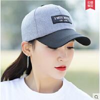 百搭嘻哈帽 帽子女士 韩版潮情侣鸭舌帽男时尚棒球帽运动帽