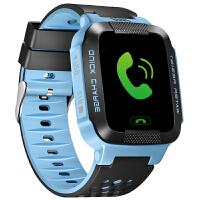 Y21儿童智能定位电话手表1.44寸彩屏触摸大彩屏手机 蓝