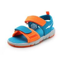 鸿星尔克(ERKE)男女童鞋儿童凉鞋小童沙滩凉鞋子舒适品牌童鞋