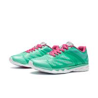 361度女鞋无缝网面运动鞋透气运动361冬季跑鞋女跑步鞋