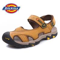 【夏季新款】Dickies2017新款男士凉鞋韩版休闲鞋防滑潮流厚底沙滩鞋172M50LXS10