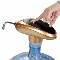 家居无线抽水器 桶装水压水器 手压式电自动饮水机 矿泉水支架便携