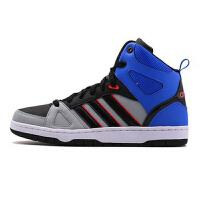 adidas/阿迪达斯 Runeo 10K Neo秋冬新款复古男子休闲跑步鞋高帮靴子户外AW4252