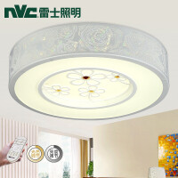 NVC 雷士照明 LED客厅灯 温馨卧室房间餐厅吸顶灯具