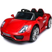 新款儿童电动车四轮双驱摇摆遥控汽车可坐人宝宝小孩玩具车