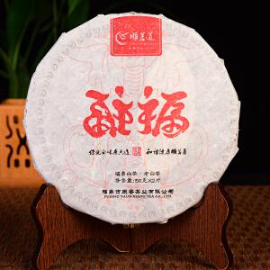 【10片 整提】2012年顺茗道 福鼎白茶 陈年老白茶 双福300克片