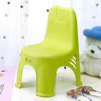 御目 凳子 时尚儿童塑料凳子时尚创意加厚型可爱卡通宝宝小矮板凳靠椅子满额减限时抢礼品卡创意家具