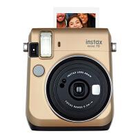 Fujifilm/富士 instax mini70一次成像相机 拍立得胶片 趣奇相机 - 流沙金