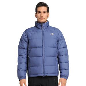 凯瑞摩karrimor 男士羽绒服 短款保暖纯色外套2016秋冬季男装上衣