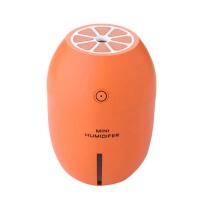 加湿器迷你USB家用静音办公室桌面礼物创意柠檬空气加湿器