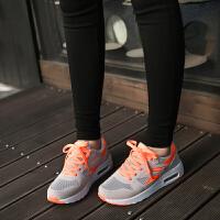 新百伦阿迪 2017春季新款女鞋气垫运动鞋透气网面鞋学生休闲