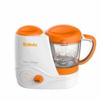 家用功能研磨婴儿辅食机 便携电动蒸煮搅拌机全自动宝宝辅食机
