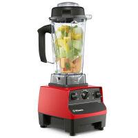 美国维他密斯(Vitamix)TNC5200 破壁料理机榨汁机加热多功能家用搅拌机(红)