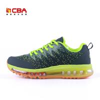 【618狂嗨继续】CBA男子跑鞋 2017新款男士运动跑步鞋潮流男鞋舒适透气耐磨运动休闲鞋