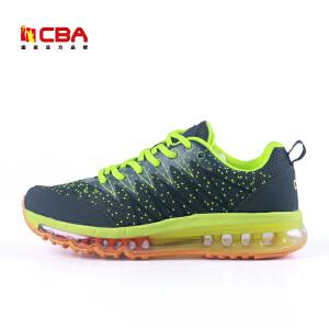CBA男子跑鞋 2017新款男士运动跑步鞋潮流男鞋舒适透气耐磨运动休闲鞋