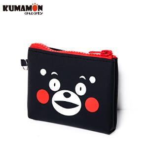 KUMAMON酷MA萌熊本熊零钱袋 散纸袋 卡包动漫卡通可爱小包 日本正版授权GZ0116