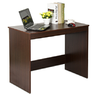 [当当自营]慧乐家 泊雅特电脑书桌11080-1 胡桃木色 优品优质
