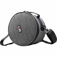 旅行大耳机包头戴式耳机盒便携   数据线充电器耳机收纳盒