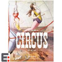 包邮 太阳马戏团复古海报 THE CIRCUS 1870-1950S 艺术绘画 画册 画集 taschen 英文原版