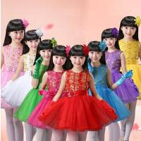 儿童公主裙宝宝晚礼服蓬蓬裙六一儿童节表演服女童表演演出服装婚纱裙小花童连衣裙