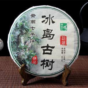2012年 秦凝详(冰岛古树)生茶 357克/饼 42饼