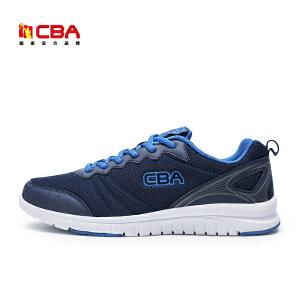 CBA男子跑步鞋 2017正品新款运动跑步鞋男款运动休闲跑鞋