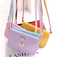 莫尔克(MERKEL)韩版时尚手机包迷你单肩斜跨小包甜美可爱小钱包