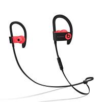 Beats Powerbeats 3 Wireless 无线蓝牙耳机 入耳式运动耳机 耳挂式跑步音乐耳机 (带麦) 超长待机 充电5